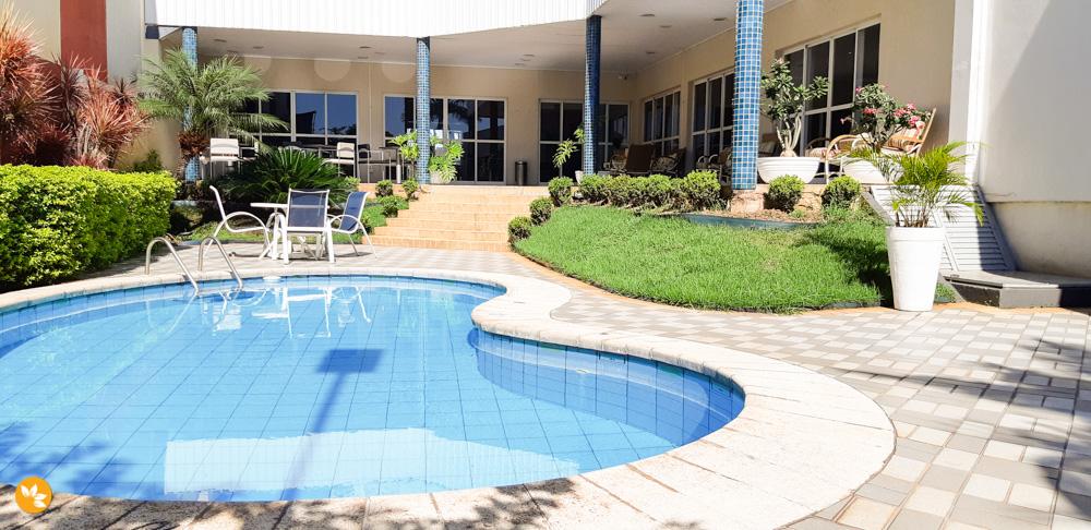 Hotel em Cuiabá - Golden Tulip Cuiabá!