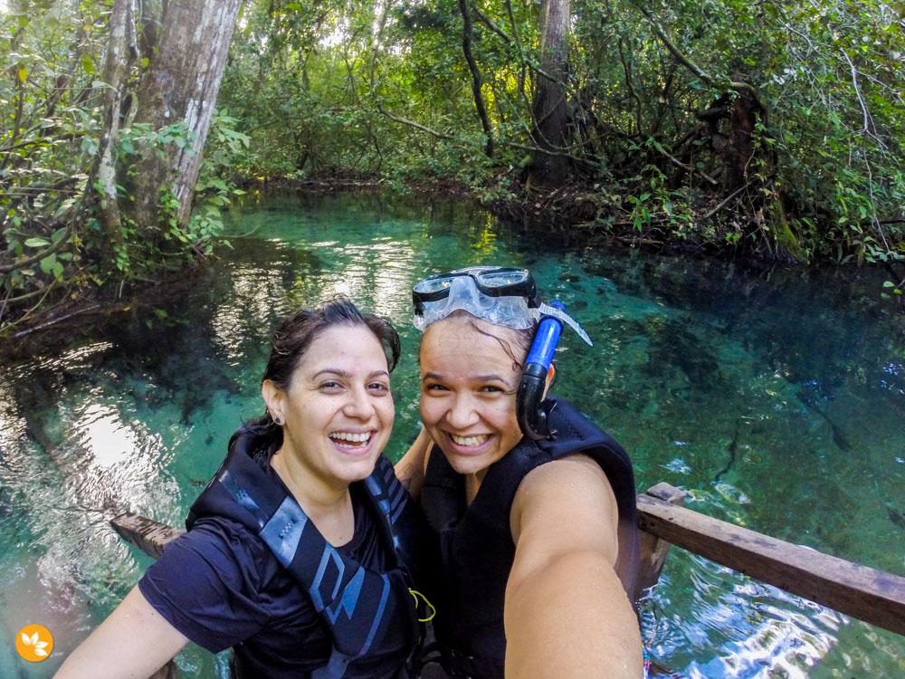 Bom Jardim – Nobres: Flutuação no Reino Encantado