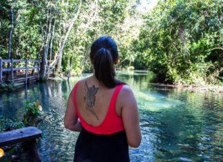 Bom Jardim – Nobres: Refúgio Água Azul