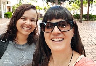 Eloah e Amanda
