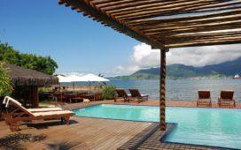 Melhores pousadas em Ilhabela - Pousada Vila das Velas