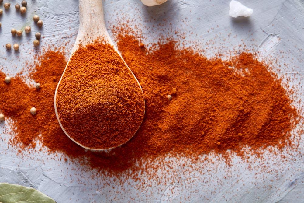 7 temperos e especiarias indispensáveis na cozinha - Páprica