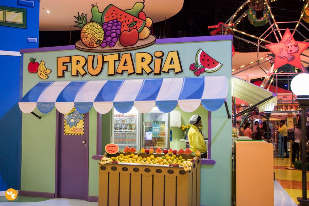 Onde comer no Parque da Mônica