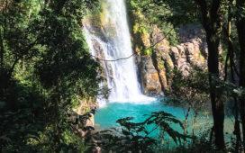 Cachoeira Serra Azul em Nobres – Bom Jardim