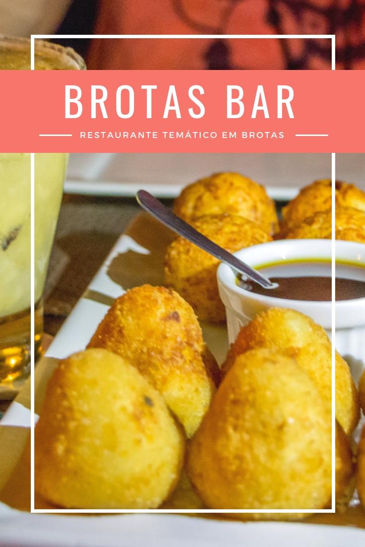 Brotas Bar - Restaurante Temático em Brotas