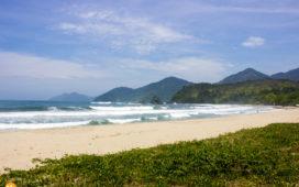 O que fazer em Ilhabela - Praia de Castelhanos