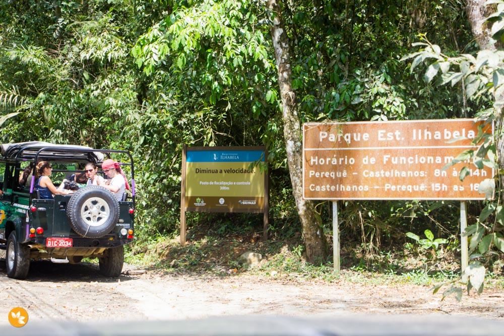 O que fazer em Ilhabela - Parque Estadual Ilhabela