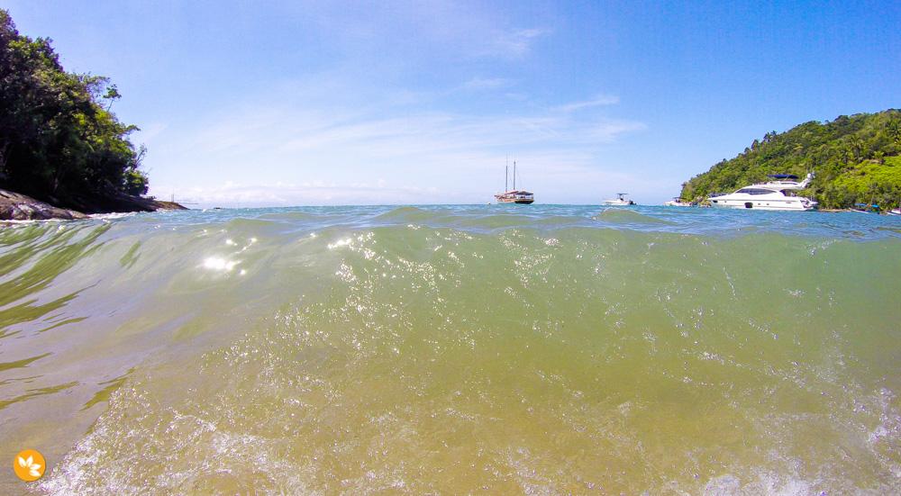 O que fazer em Ilhabela - Praia da Fome