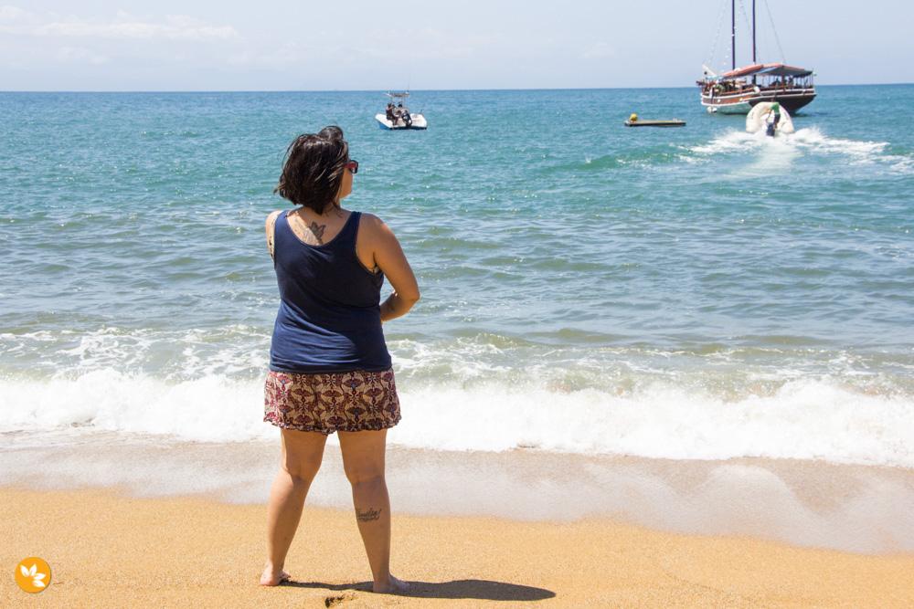 O que fazer em Ilhabela - Praia do Jabaquara