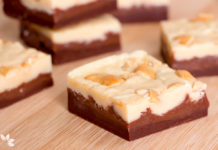 Receita de Fudge de Chocolate