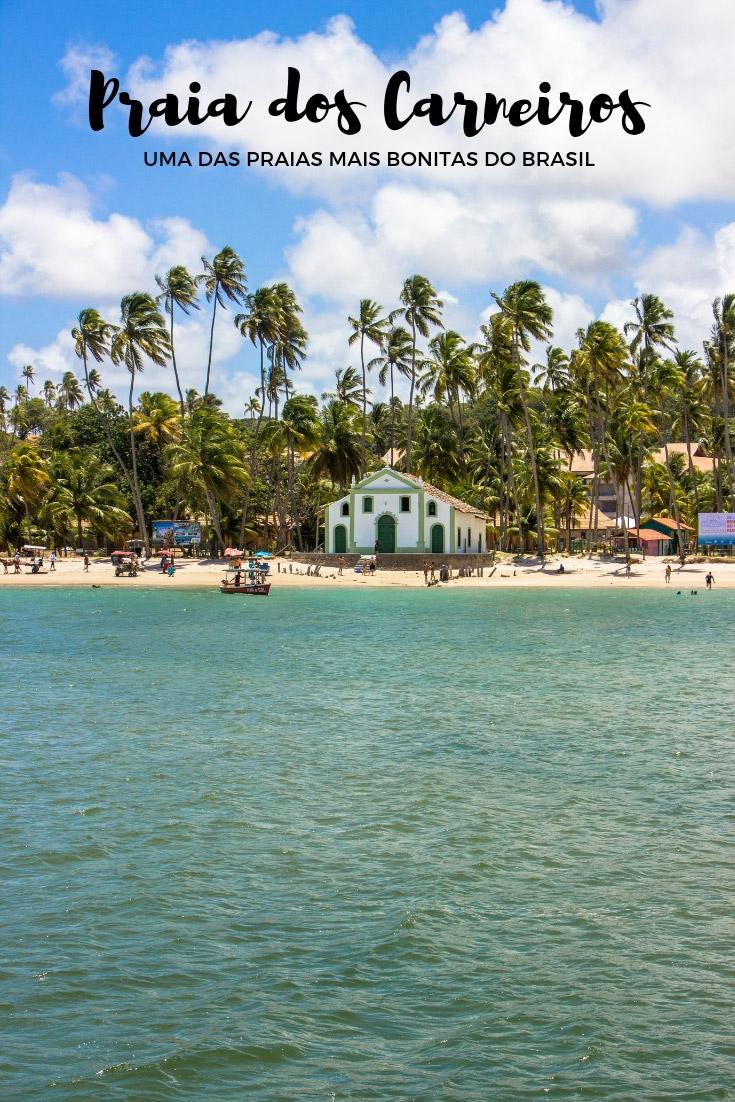 Praia dos Carneiros – Uma das praias mais bonitas do Brasil
