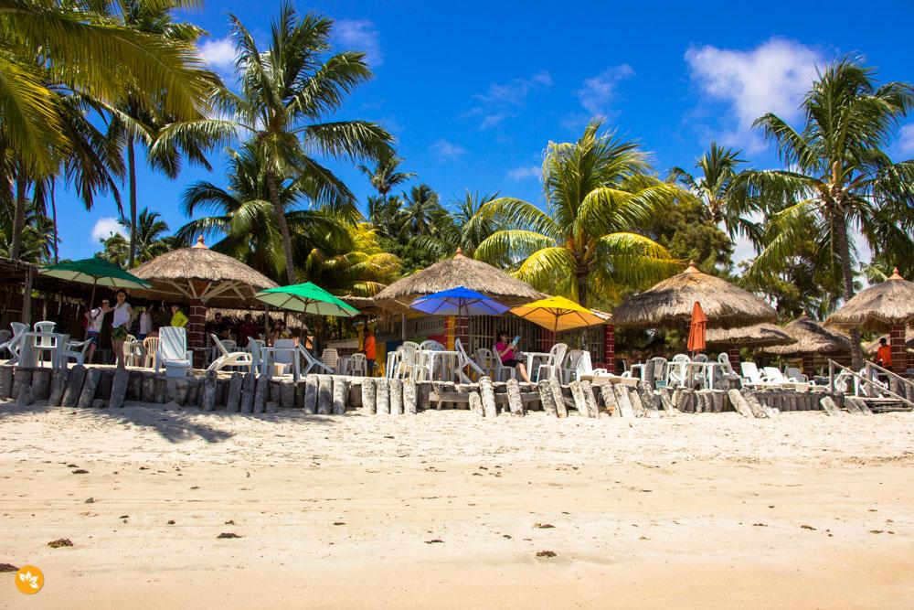 Restaurante Mustako na Praia dos Carneiros