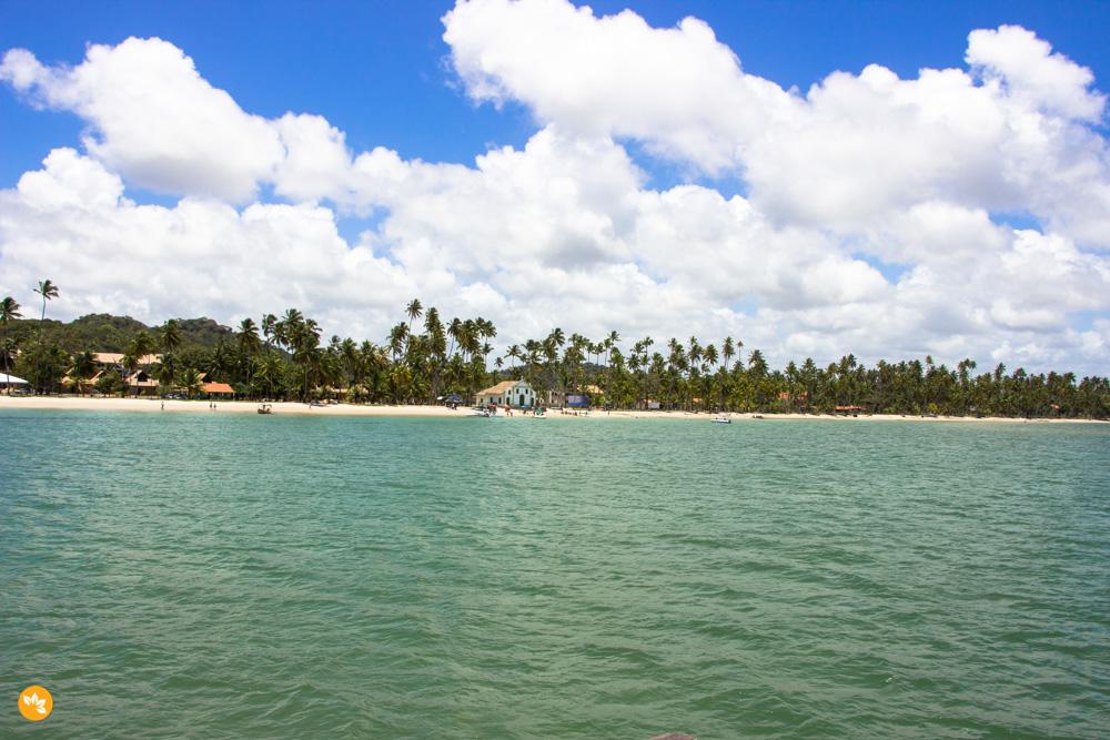 Praia dos Carneiros - Capela de São Benedito