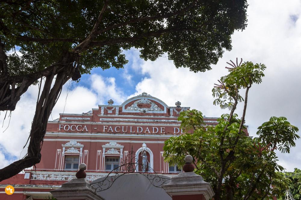 Conheça a Focca - Faculdade de Olinda