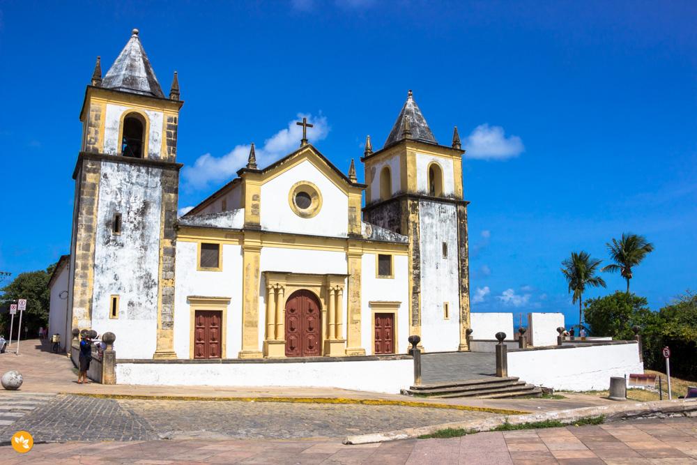 O que fazer em Olinda - Igreja de São Salvador do Mundo