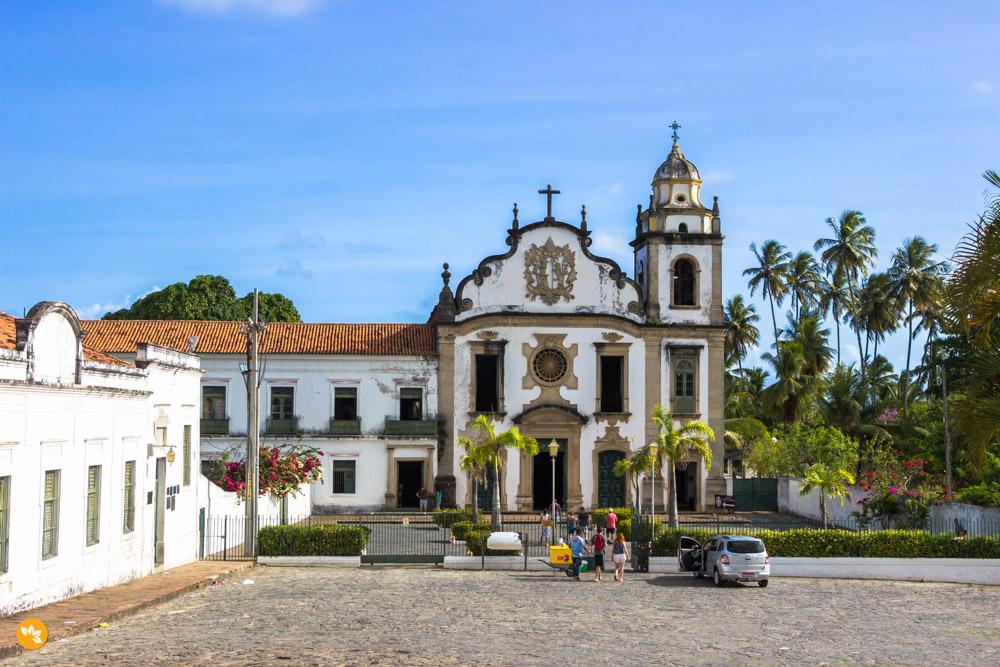 O que fazer em Olinda - Mosteiro de São Bento