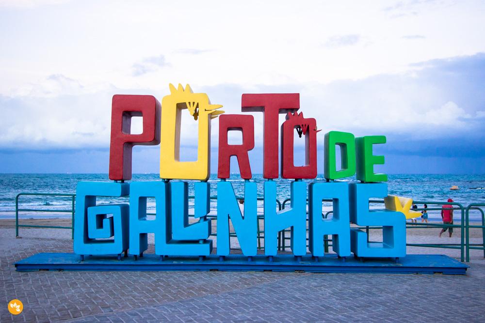 Centro de Porto de Galinhas