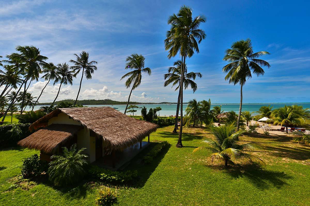 Pousadas na Praia dos Carneiros - Bangalôs do Gameleiro