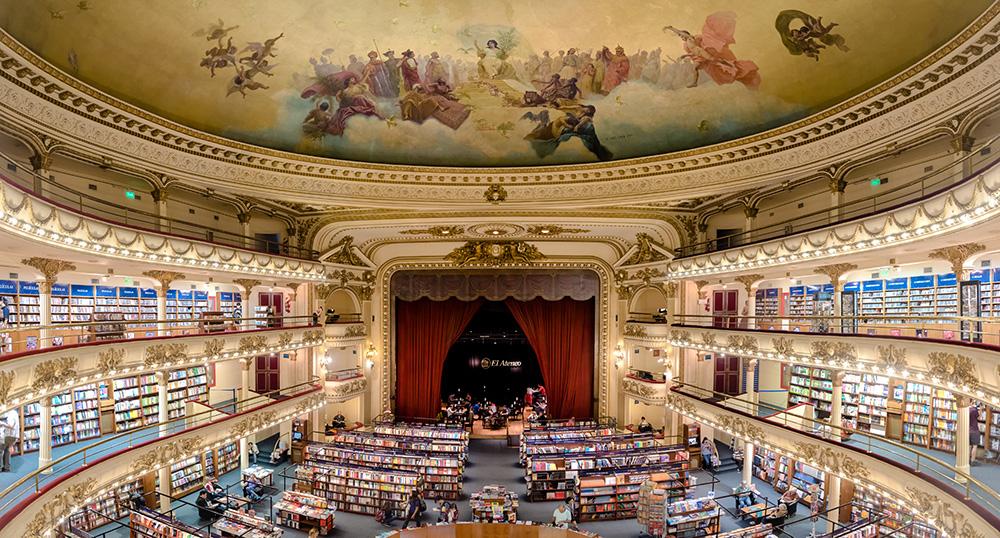 El Ateneo na Argentina
