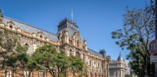 Water Company Palace - Buenos Aires, Argentina