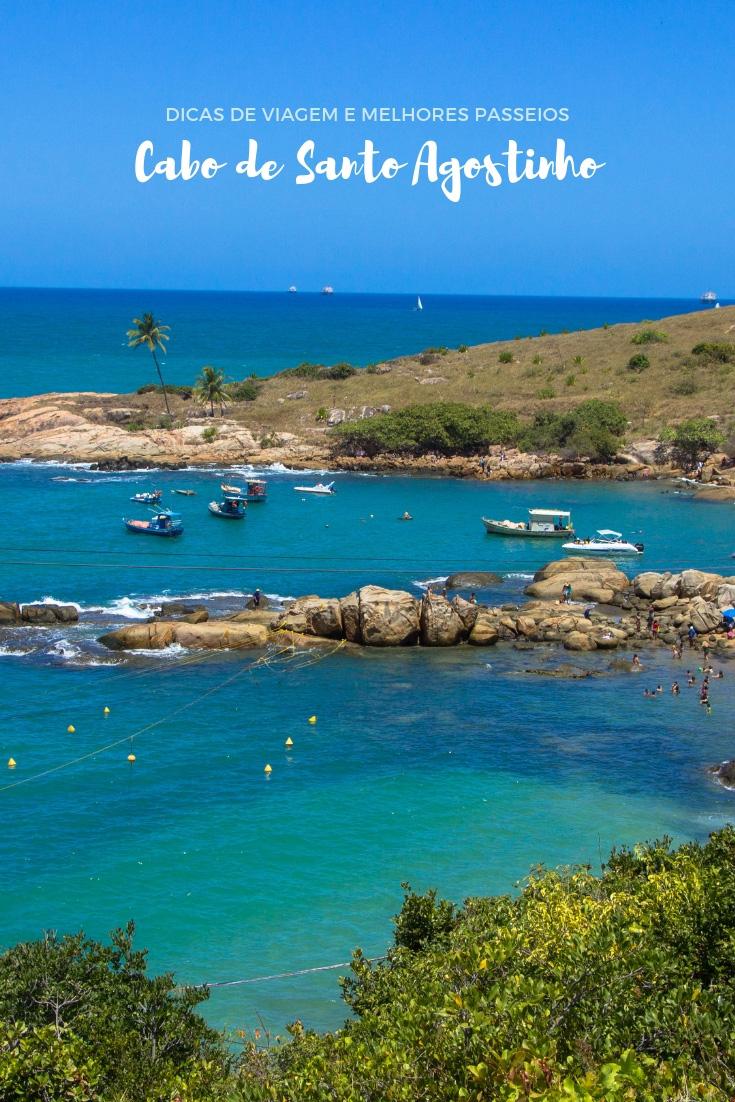 Cabo de Santo Agostinho - Dicas de viagem e melhores passeios