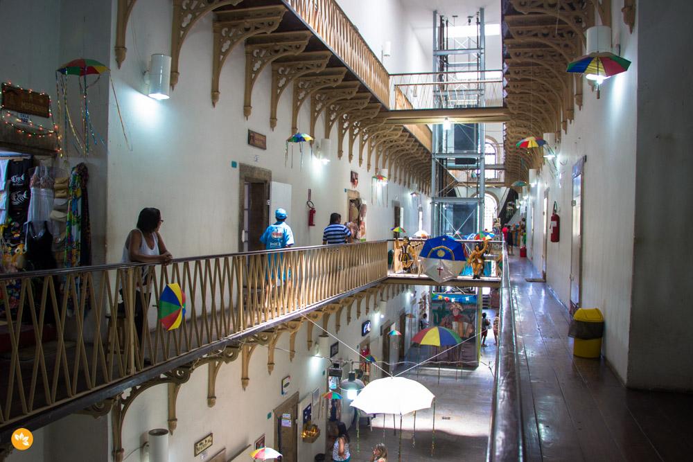 O que fazer em Recife - Casa de Cultura de Pernambuco
