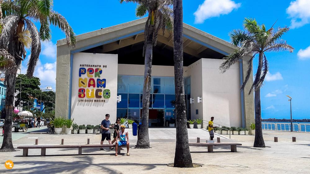 O que fazer em Recife - Centro de Artesanato de Pernambuco
