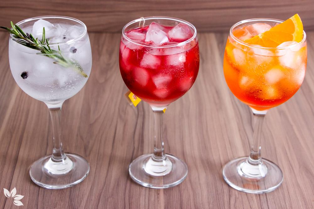 3 Receitas de Gin Tônica