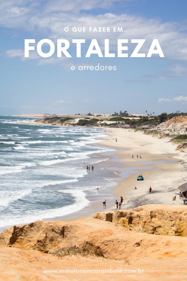 Um guia com as mehores atrações para curtir em Fortaleza e arredores. Seleção de praias, passeios culturais, atividades no centro e o famoso Beach Park.