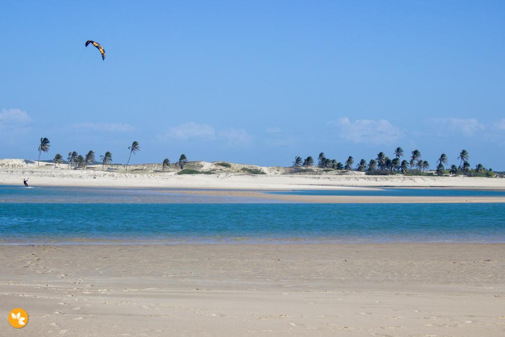As melhores praias de Fortaleza e arredores