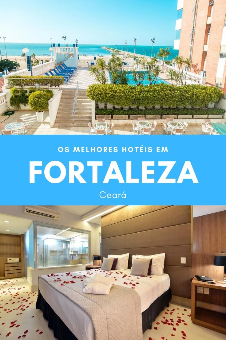 Hotéis em Fortaleza: conheça os melhores bairros, Praia de Iracema, Meireles, Mucuripe e Praia do Futuro, e encontre um hotel com bom preço e comodidade!