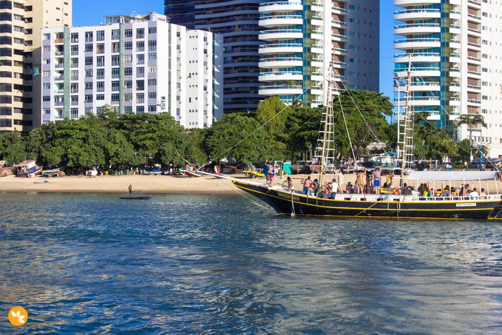 Passeio de barco em Fortaleza – Veleiro Philosophy