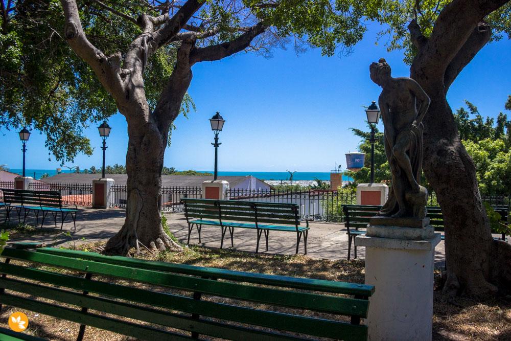 O que fazer em Fortaleza - Passeio Público