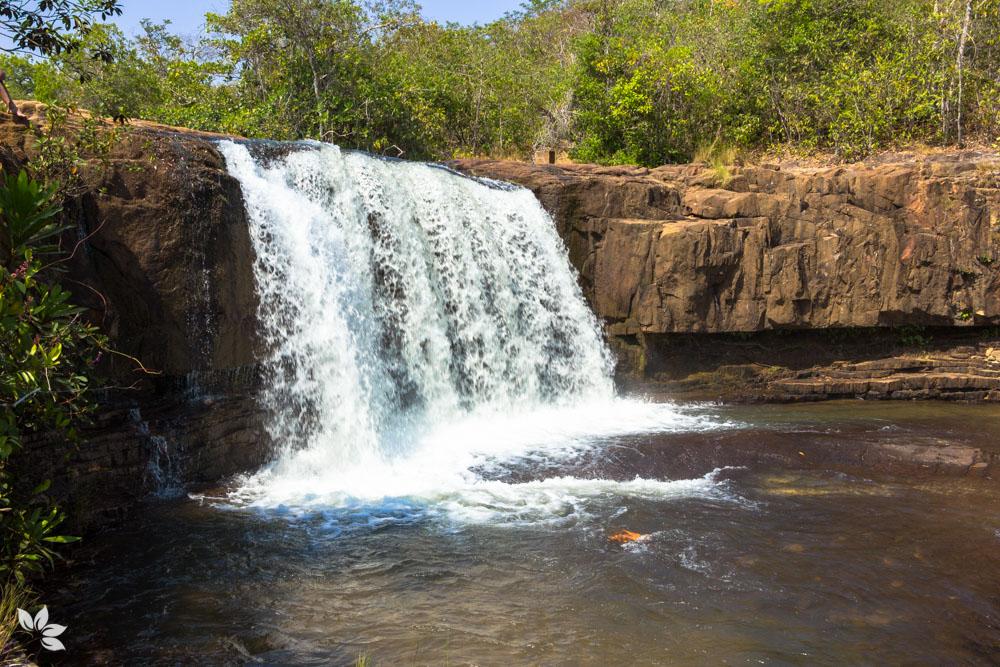 Cachoeira da Martinha na Chapada dos Guimarães