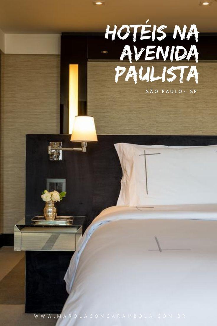 Dica com os melhores hotéis na Avenida Paulista em São Paulo. Tem Hotéis Boutique, Hotéis Econômicos, Hotéis de Luxo. Tudo para você aproveitar a cidade.