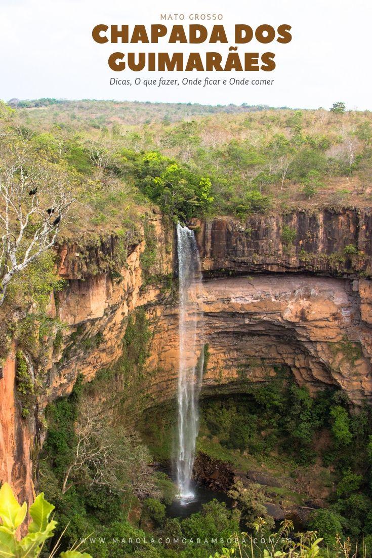 Chapada dos Guimarães (Mato Grosso): descubra quando ir, como ir, onde ficar, as dicas e o que fazer entre cachoeiras, mirantes, cavernas, trilhas e os famosos paredões.