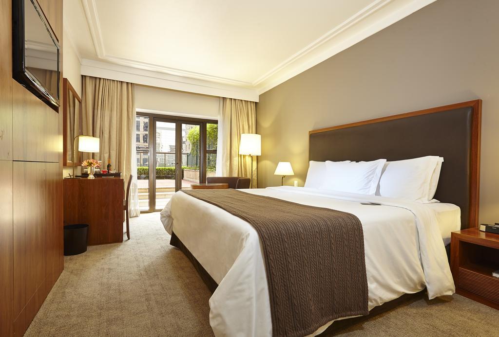 Hotéis na Avenida Paulista - L'Hotel PortoBay São Paulo