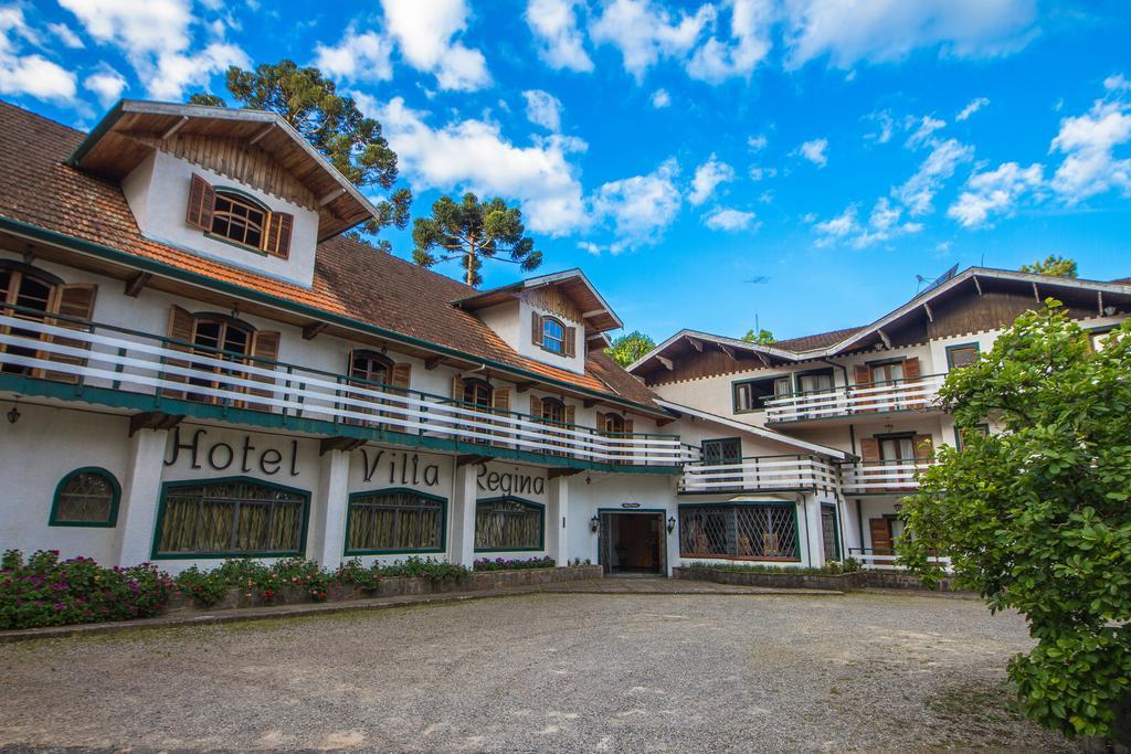 Hotéis e pousadas baratas em Campos do Jordão - Hotel Vila Regina