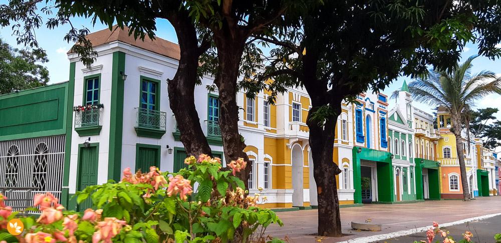 O que fazer em Cuiabá - Bairro Porto
