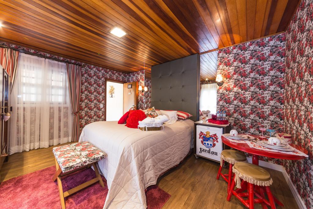 Hotéis e pousadas baratas em Campos do Jordão - Pousada Jardon