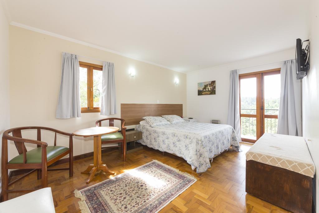 Hotéis e pousadas baratas em Campos do Jordão - Pousada Villa Hegus