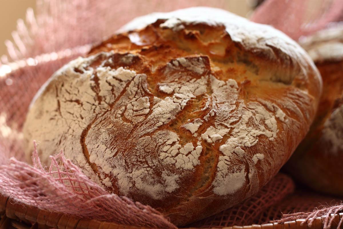 Receita de Soda Bread Irlandês com Mel