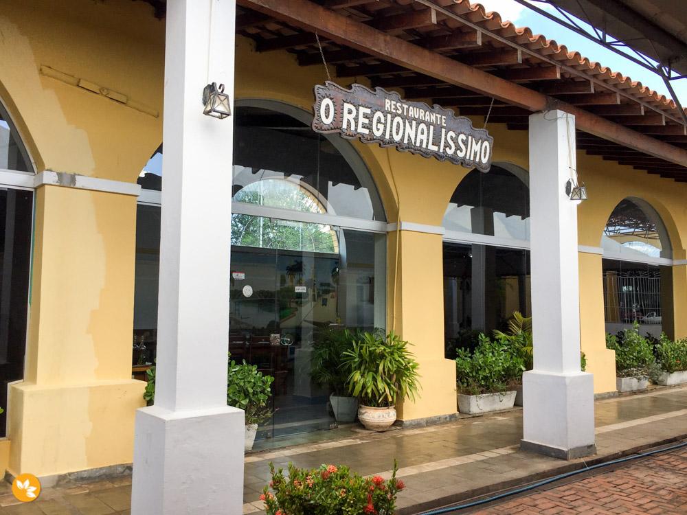 Onde comer em Cuiabá - Restaurante o Regionalíssimo