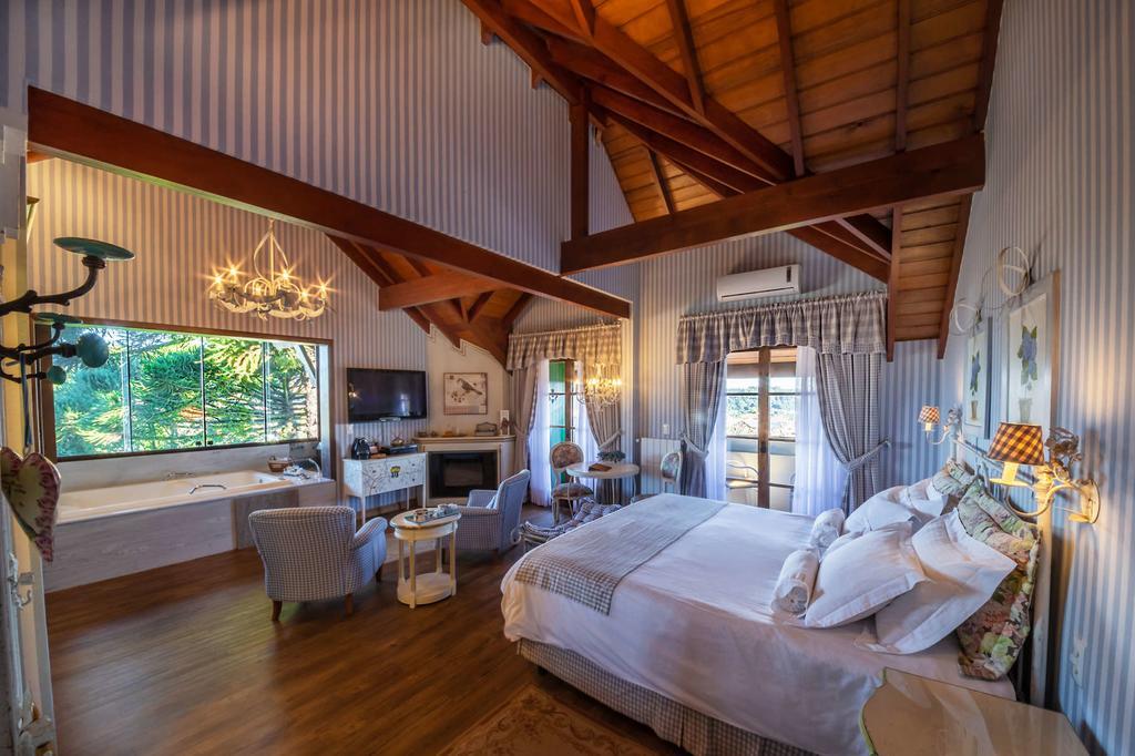 Os melhores hotéis em Gramado - Hotel Casa da Montanha
