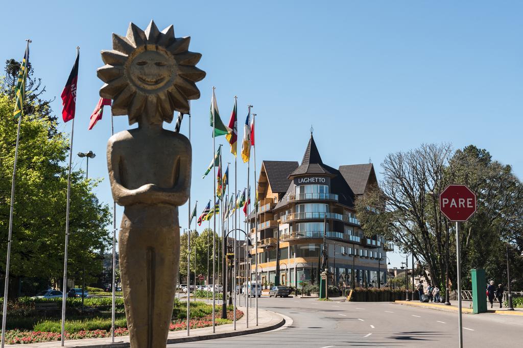 Os melhores hotéis em Gramado - Hotel Laghetto Pedras Altas