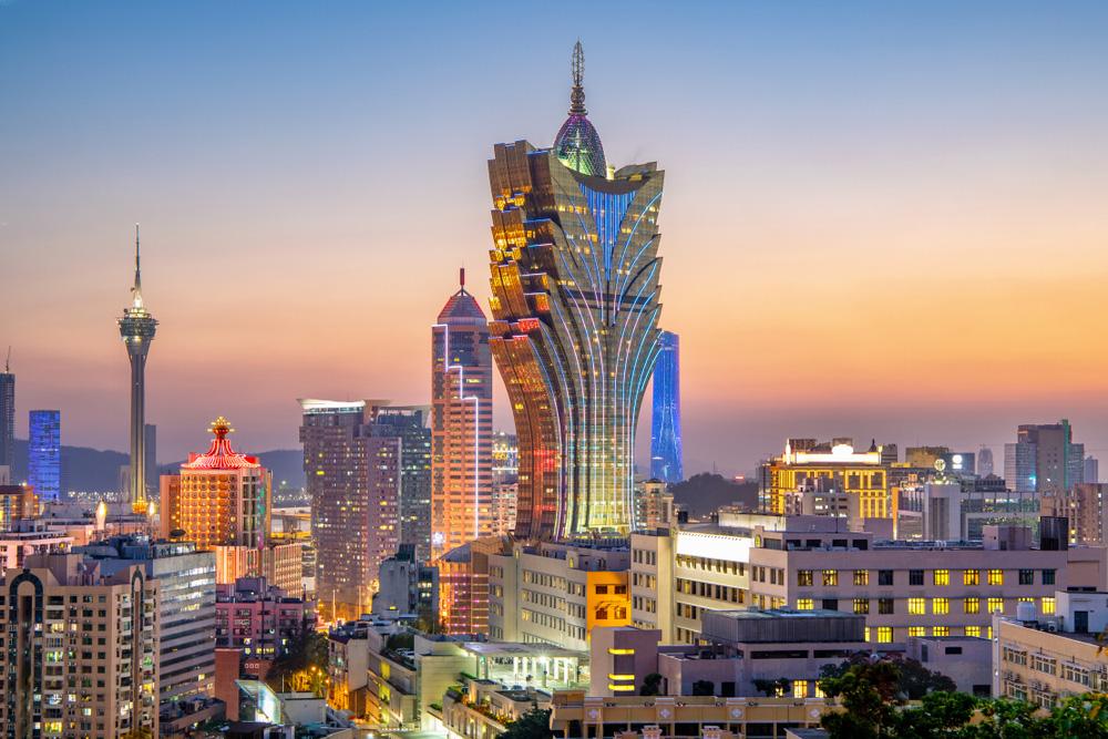 Além de Las Vegas - Macau