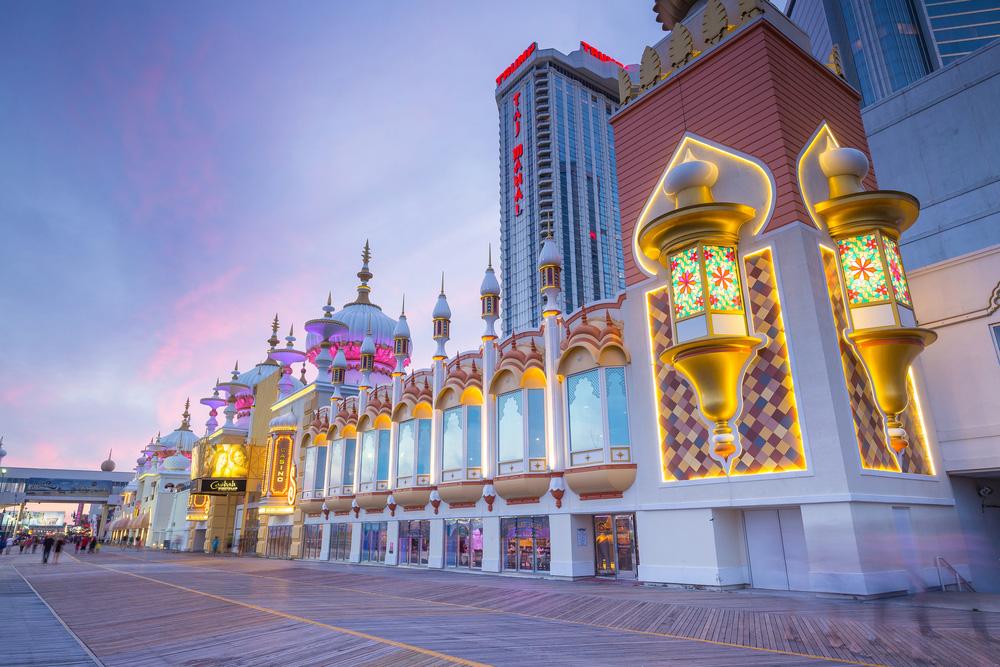 Além de Las Vegas - Atlantic City