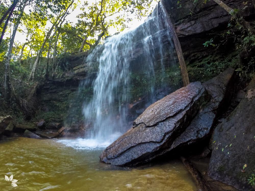 Cachoeira Almíscar ou Cachoeira do Relógio