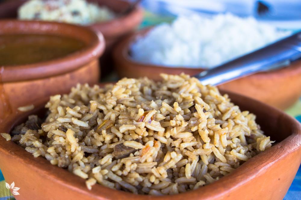 Maria Izabel, prato típico do Mato Grosso.