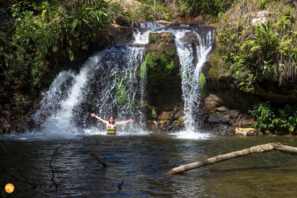 Cachoeira do Pulo - Circuito das Cachoeiras na Chapada dos Guimarães